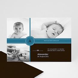 Geburtskarten für Jungen Jannis