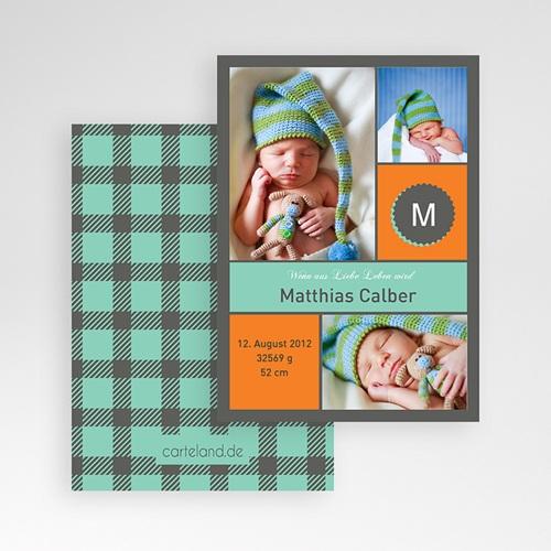 Dankeskarten Geburt Jungen - Marcus 1245 preview