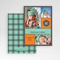 Dankeskarten Geburt Jungen - Marcus 1245 test