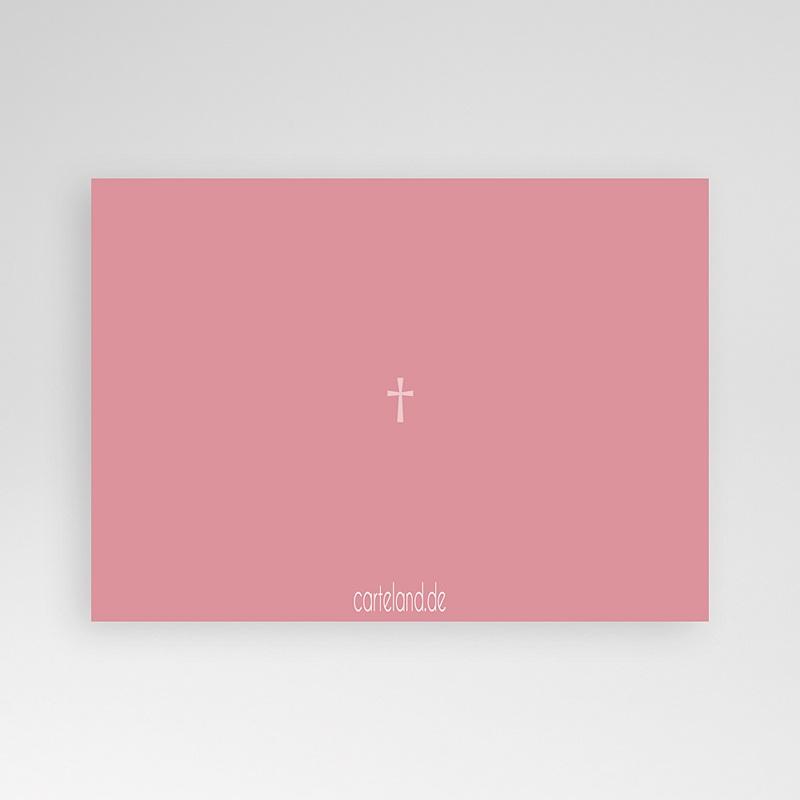 Einladungskarten Kommunion fur Mädchen Pink pas cher