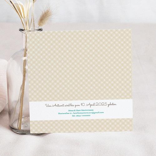 Einladungskarten Kommunion Jungen - Romantik 12591 test