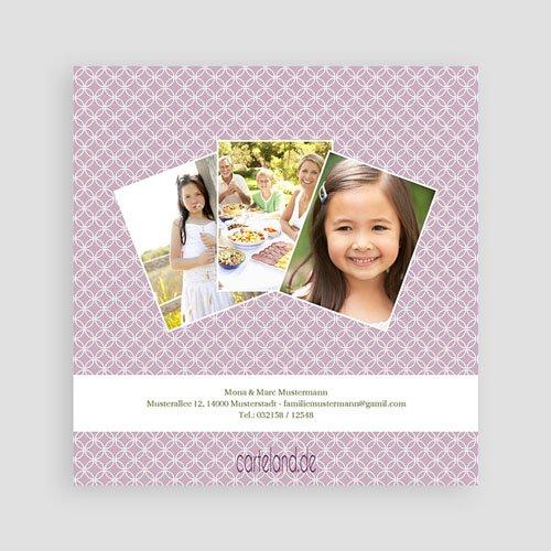 Dankeskarten Kommunion Mädchen - Japan  12597 preview
