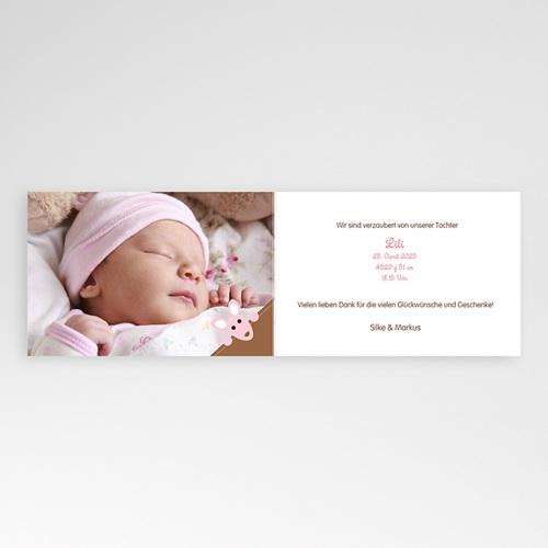 Geburtskarten für Mädchen - Paulina 12633 preview