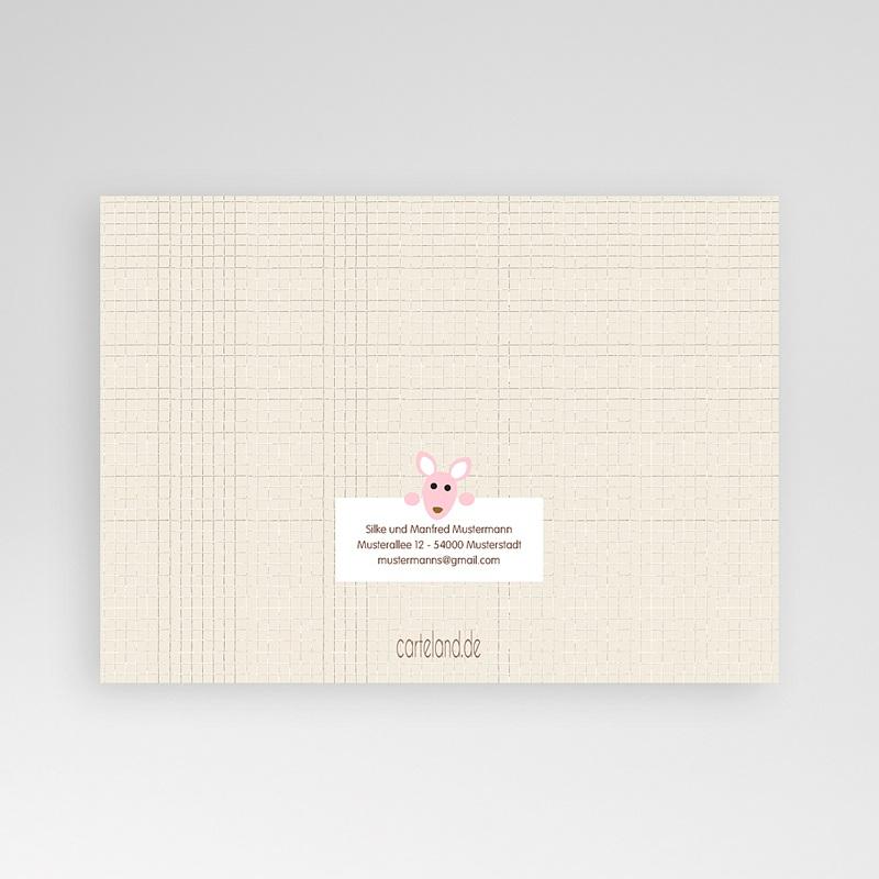 Geburtskarten für Mädchen Mila pas cher