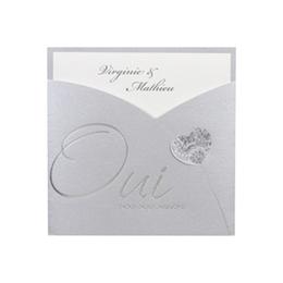 Hochzeitseinladungen traditionell -  - 1