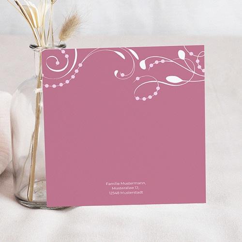 Einladungskarten Kommunion Mädchen - Prächtig  12726 preview