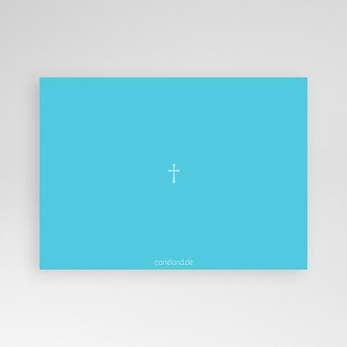 Einladungskarten Kommunion Jungen - Taufkarte Kreuz 12732 thumb