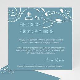 Karten Kommunion Erstkommunion