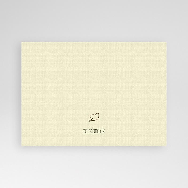 Einladungskarten Taufe Mädchen - Taube 12744 thumb