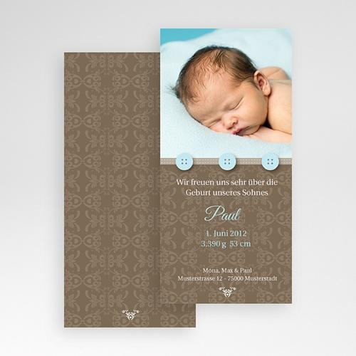 Geburtskarten für Jungen Benno pas cher