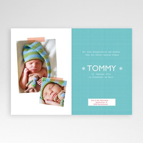 Babykarten für Jungen - Strampler 14208 preview