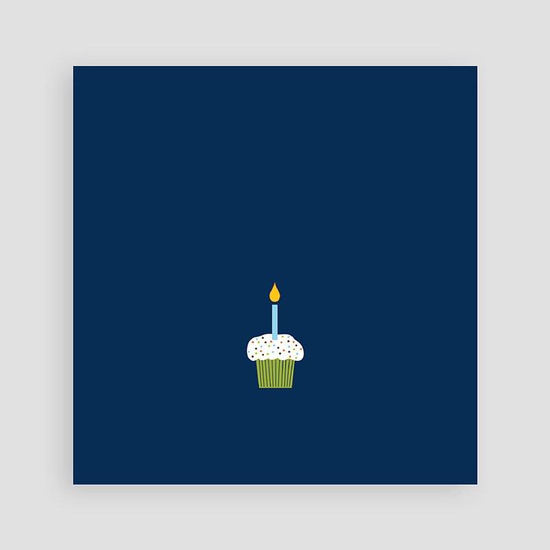 Geburtstagseinladungen Jungen - 2 Jahre 1437 thumb