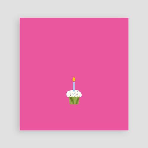 Geburtstagseinladungen Mädchen - Kuchen 1449 thumb