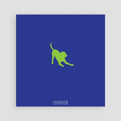 Geburtstagseinladungen Jungen - Hund 1457 preview