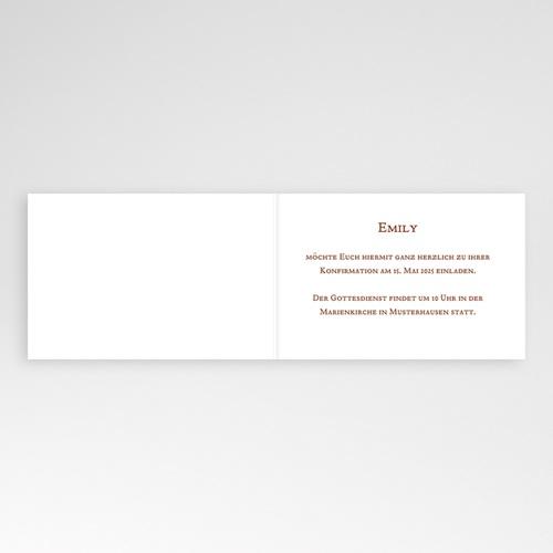 Einladungskarten Konfirmation - Fotoreihe - mit Farbvarianten 14661 preview