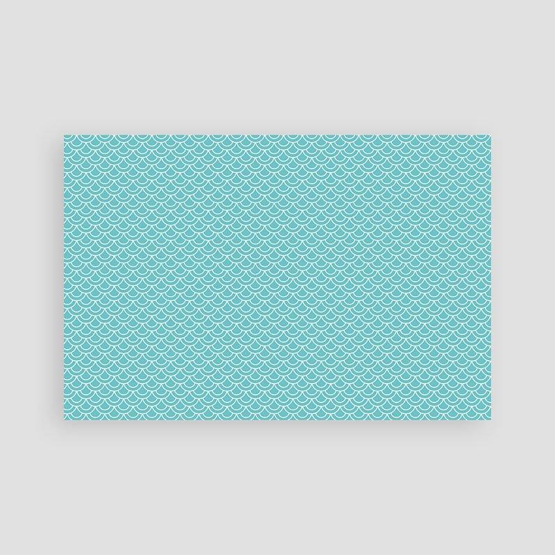 Einladungskarten Konfirmation Fischmotiv - mit Farbvarianten  pas cher