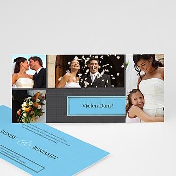 Dankeskarten Hochzeit -  - 1
