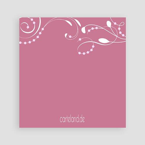 Einladungskarten Taufe Mädchen - Stilvoll 14799 test