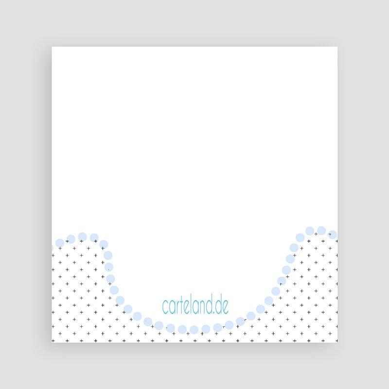 Einladungskarten Taufe für Jungen Symbolik pas cher
