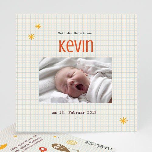 Geburtskarten für Jungen Michael