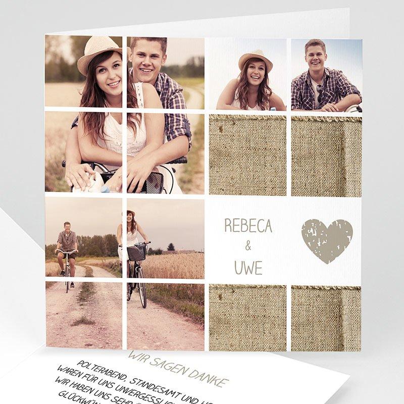 Hochzeitskarten mit Foto - Puzzle 14869 thumb