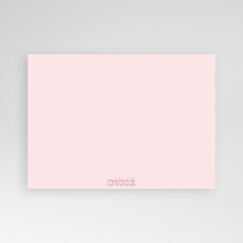 Geburtskarten für Mädchen Samtweich pas cher