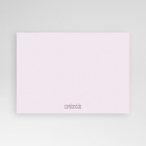 Einladungskarten Taufe Mädchen - Lilah 15452 thumb