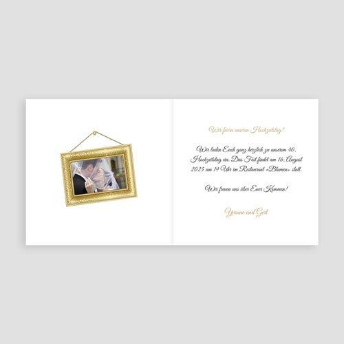 Hochzeit Einladungskarten Geburtstag Rahmen pas cher