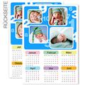 Archivieren - Wandkalender Kunterbuntes Jahr 15578 test