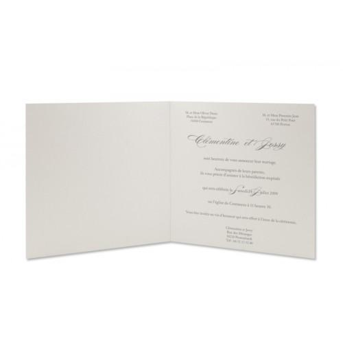 Archivieren - grau metallic und Herzen  15645 preview