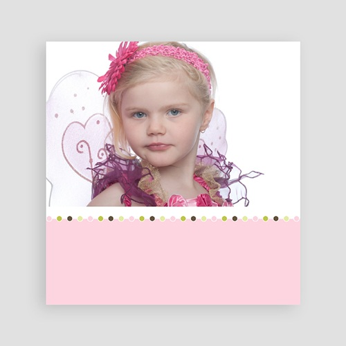 Einladungskarten Geburtstag Mädchen Sarah pas cher