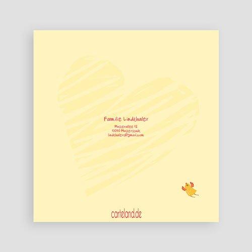 Dankeskarten Geburt Mädchen - Fantasie 16075 preview
