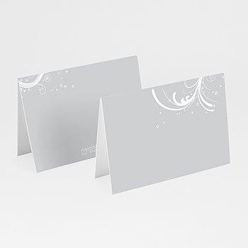 Tischkarten Geburtstag - 25 Jahre Glück - 1