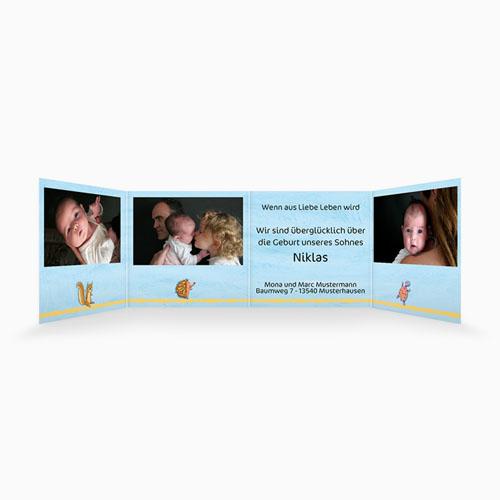 Babykarten für Jungen - Arche 16237 preview