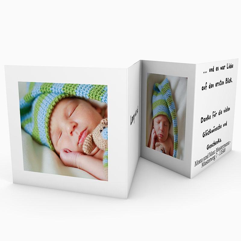 Geburtskarten für Jungen - Fiete 16348 thumb