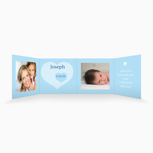 Babykarten für Jungen - Joseph 16356 preview