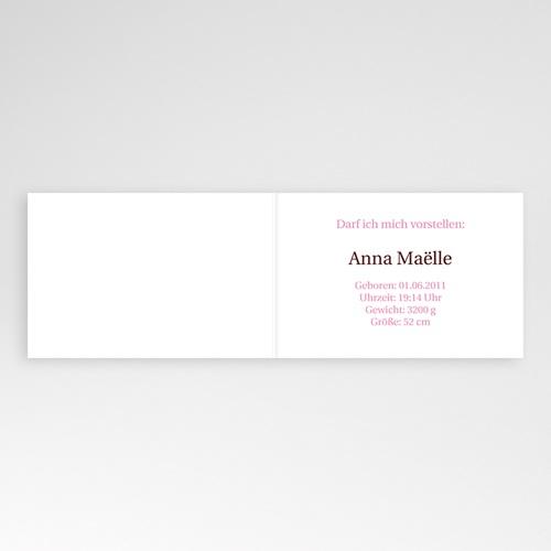 Geburtskarten für Mädchen - Marta 16389 preview