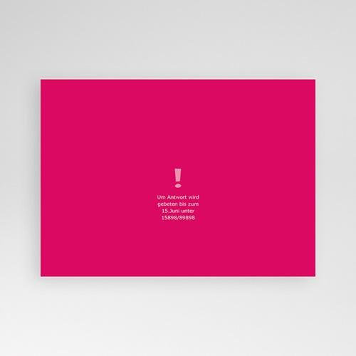 Runde Geburtstage - 50 Jahre rosa 1657 test