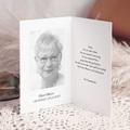 Weltlich Dankeskarten Trauer Erinnerungen - Taube pas cher