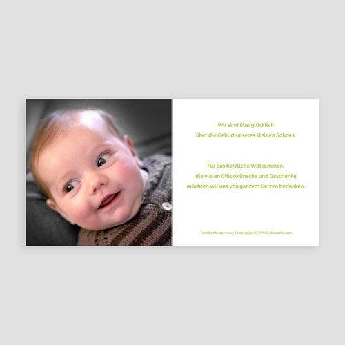 Geburtskarten für Mädchen - Linus 16815 preview