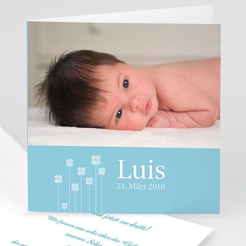 Geburtskarten für Jungen - Luis 16825 thumb