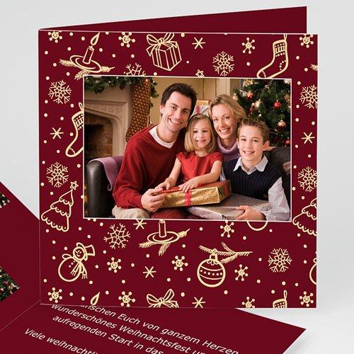 Weihnachtskarten - Weihnachtslicht 16865 test