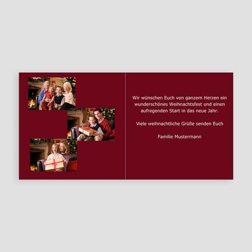 Weihnachtskarten - Weihnachtslicht 16868 test