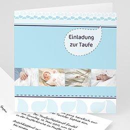 Taufkarte Elias - 1