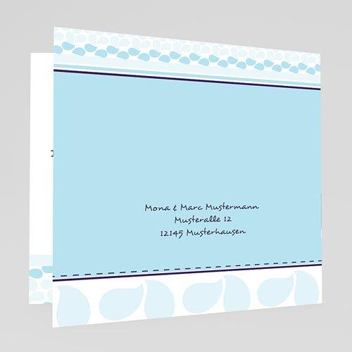 Einladungskarten Taufe Mädchen - Fotoreihe 16949 test