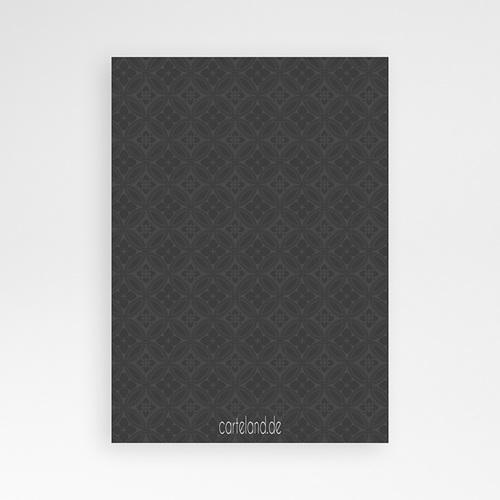 Runde Geburtstage - Florales Design 1709 test