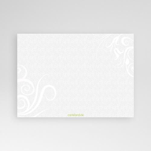 Einladungskarten Taufe Mädchen - Modern-Grün 17287 test