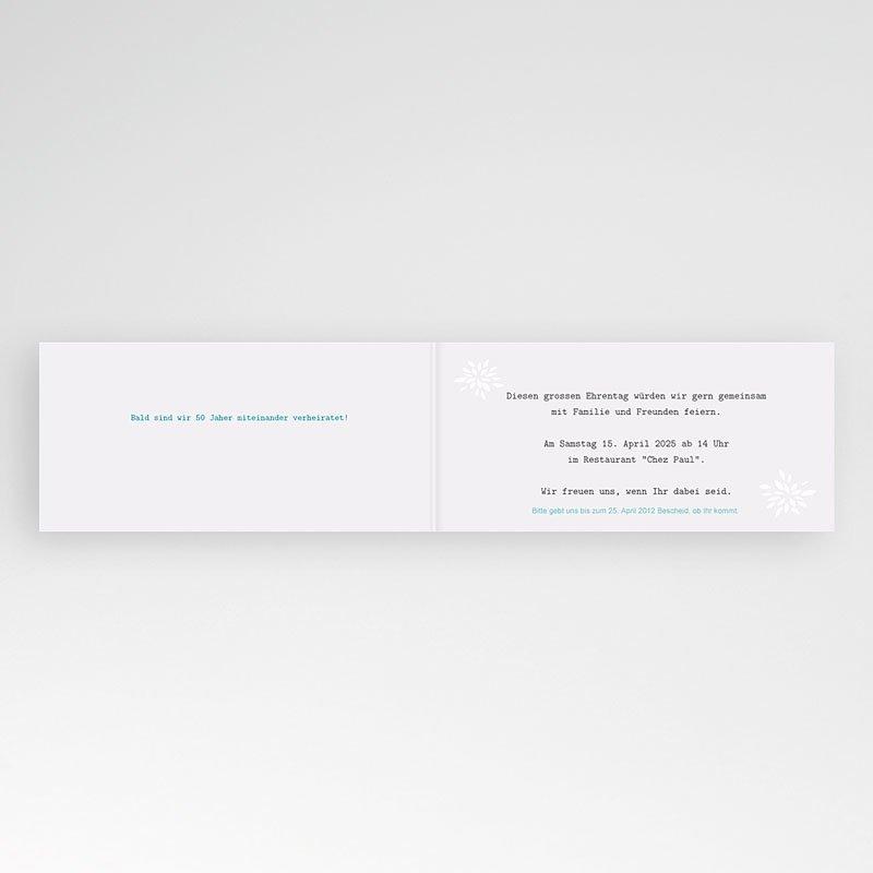 Hochzeit Einladungskarten Geburtstag Zweisam pas cher