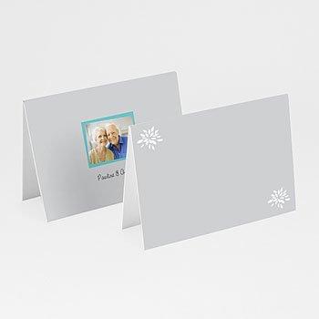 Tischkarten Geburtstag - Zweisam - 1