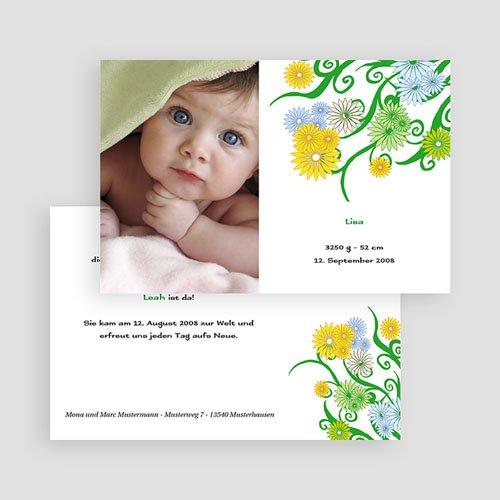 Archivieren - Blumenmuster 17553 preview